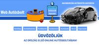 Új honlapunk